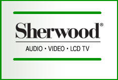 Sherwood AV Receiver Amplifier